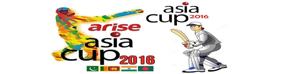 Asia Cup Schedule & Results 2016