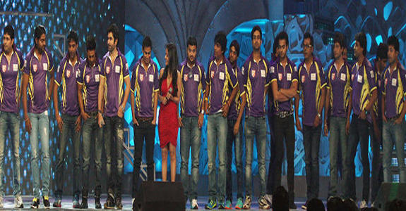 Celebrity Cricket League (CCL6) Bhojpuri Dabangs ... - YouTube