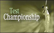 ICC Test Championship Ranking